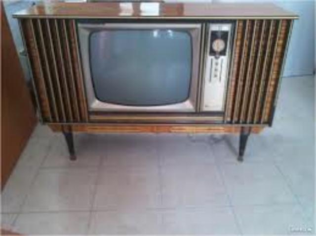 Invención de la TV