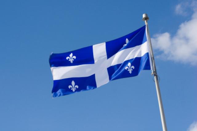 Adoption of Flag of Québec