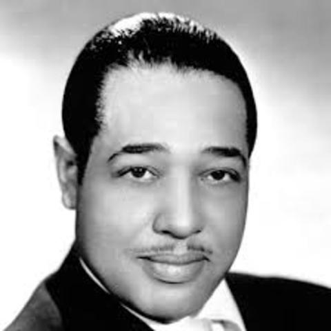 Duke Ellington starts swing dance craze.