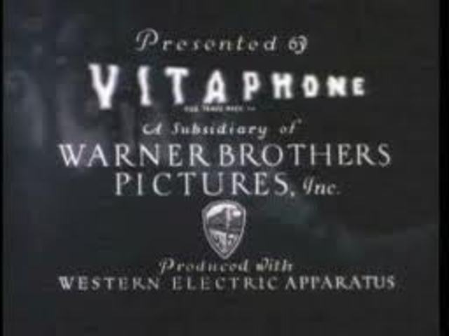 Vitaphone creates system of syncronize music to films.