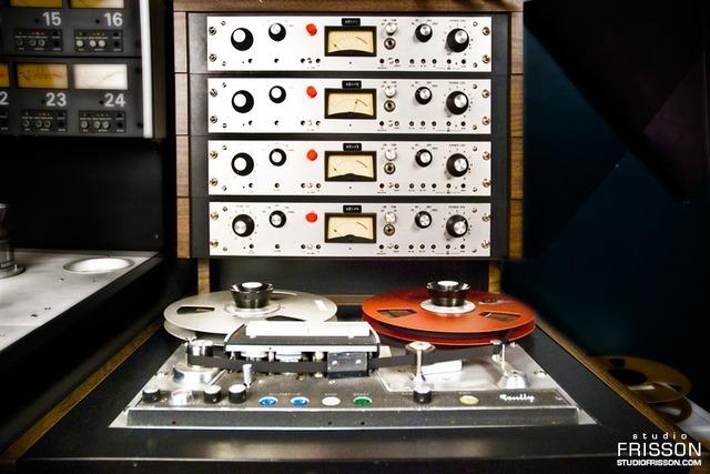 Multi-Track Tape Recorder