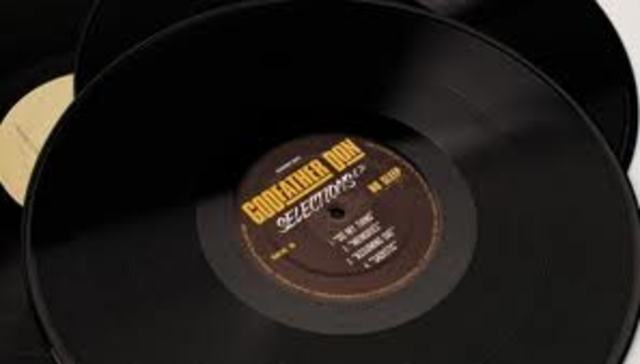 "12""Diameter Records"