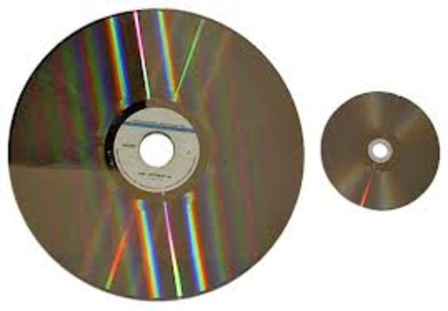 Video Disk invention