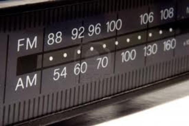 FM Stereo Radio Starts