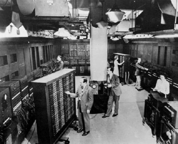 Primer computador digital