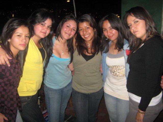 REENCUENTRO AMIGAS 2009