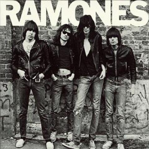 The Ramones release their first Album