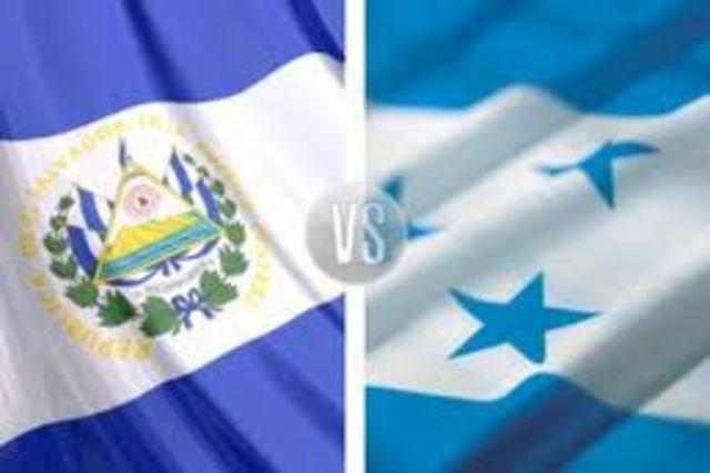 El Salvador y Honduras (2003-2004)