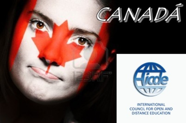 CANADÁ. International Council for Distance Education