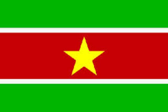 Misión Especial en Suriname (1992 - 2000)
