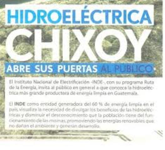 Mediación del caso de la Represa Hidroeléctrica Chixoy, Guatemala (2006 - presente)