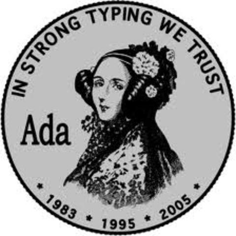 Invention of ADA Programming Language