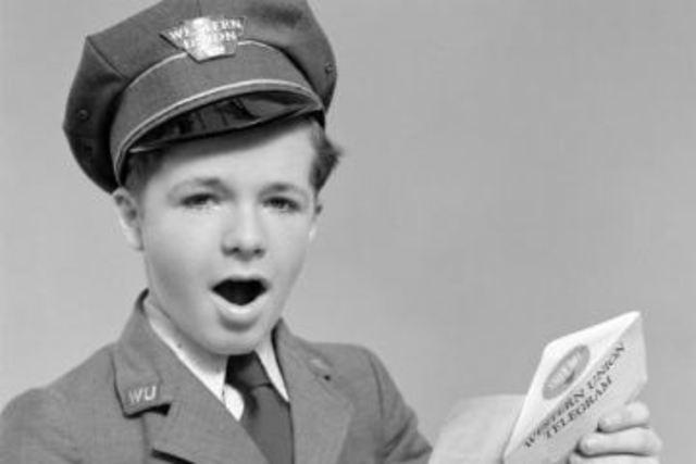 singing telegram