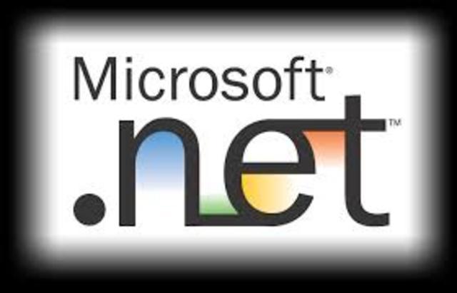 La aparicion del .Net