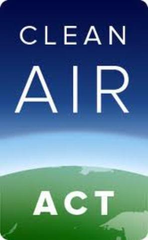 Clean Air Acts