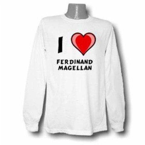 Magellan Was Born!