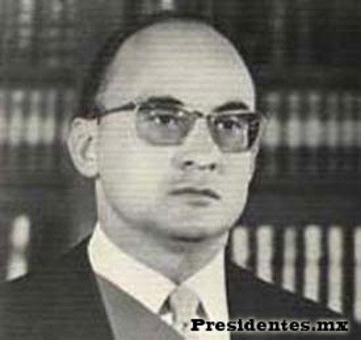 Luis Echevería Alvarez