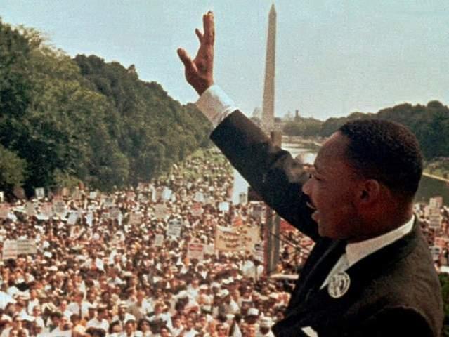 "March on Washington DC ""I Have a Dream Speech"""