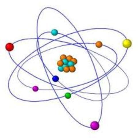 Lavoisier atomic model
