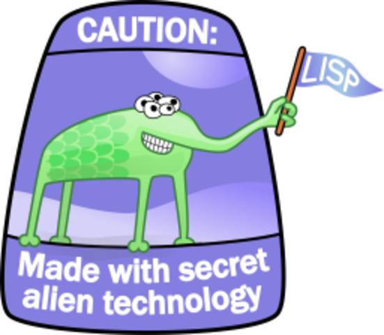 Invention of Lisp Programming Language