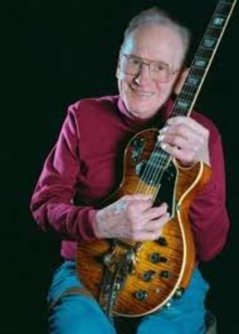 Gibson made the Les Paul guitar