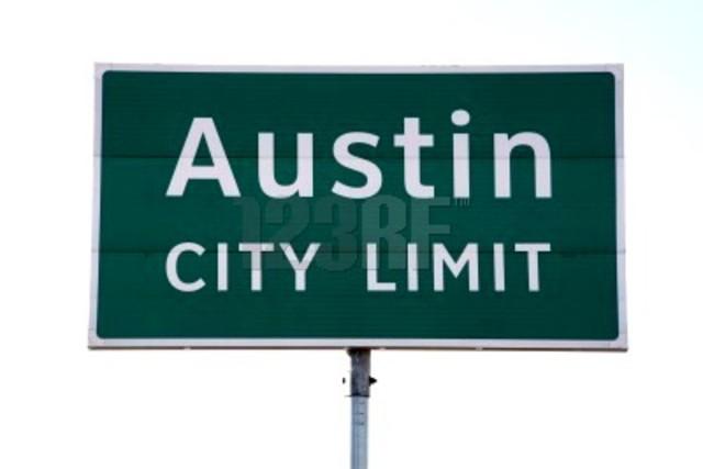 Me trasladé a Austin