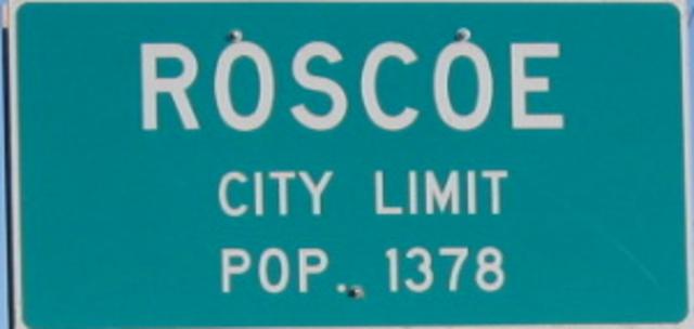 Me trasladé a Roscoe