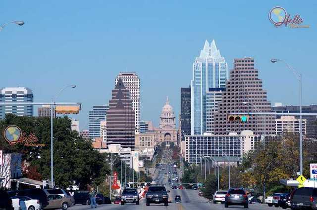 Me moví de nuevo a Austin