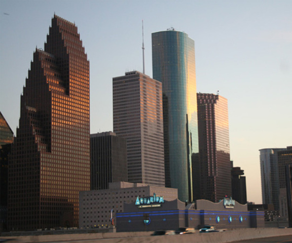 Mi hermano se fue a Houston.