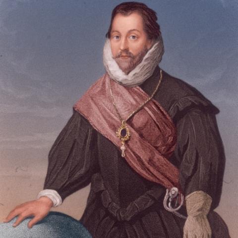 Drake circumnavigates globe