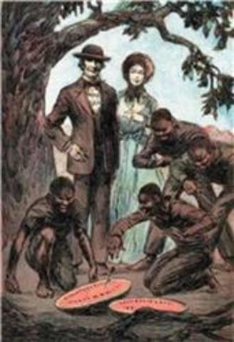 Barbados slave code adopted