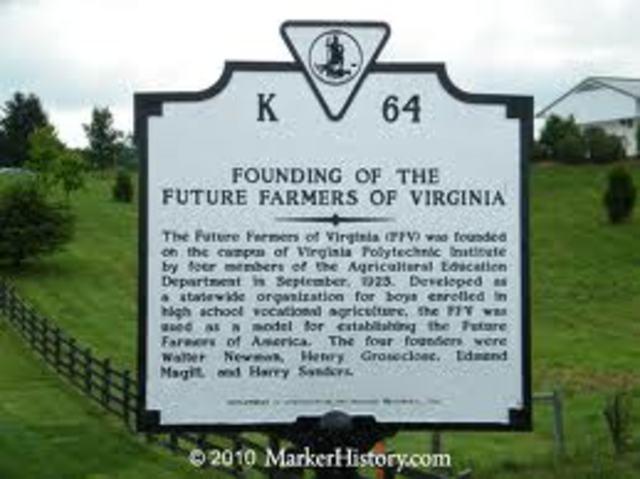 Future Farmers of Virgina