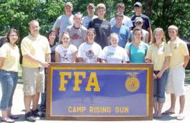 National FFA Camp