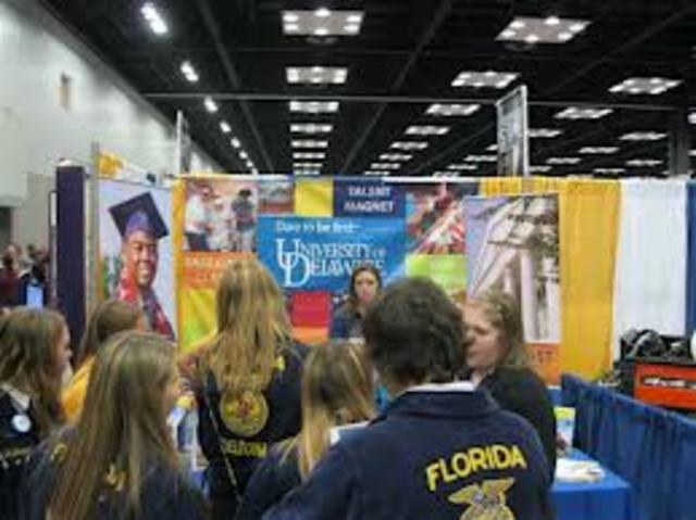 FFA National Agriculture Career Show