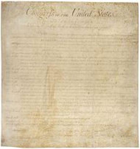 U.S Bill of Rights