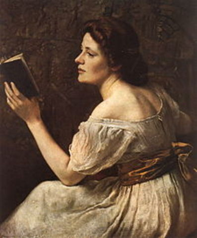 """Mary Wollstonecraft """"A Vindication of the Right of Women"""""""