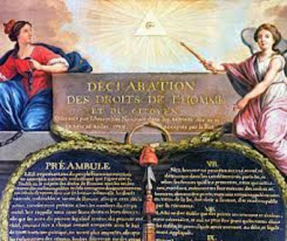 The Declaration of the Rights of Man
