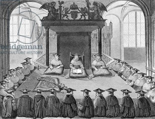 The Canterbury Convocation