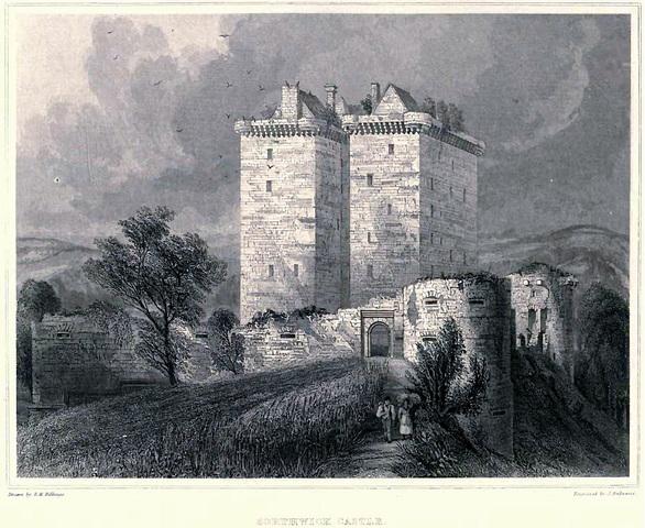 Borthwick Castle Seige