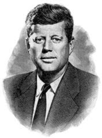 The Inauguration of John F. Kennedy