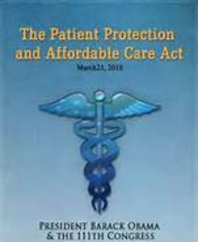 Deadline for Implementation of The Patient Protection and Affordable Care Act