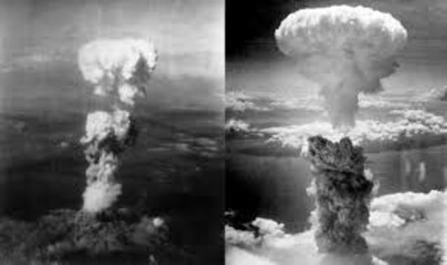 Dropping Of The Atomic Bomb on Hiroshima