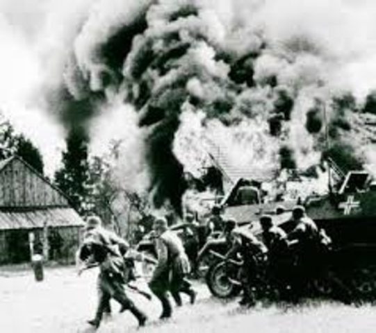 The Years of World War 2