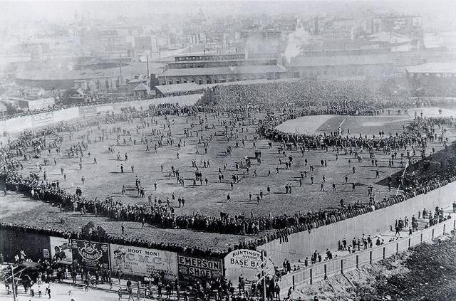 Lets get serious now! 1903 World Series!