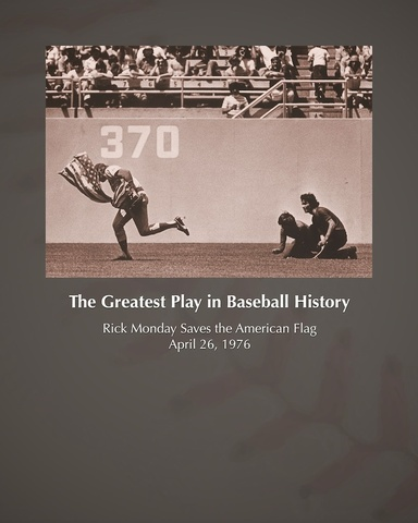 The Greatest Play In Baseball History