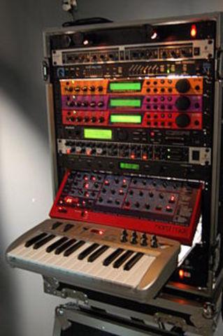 Uso de syntes y MIDI