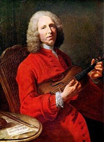 J. P. Rameau (considerado el fundador de la moderna armonía)