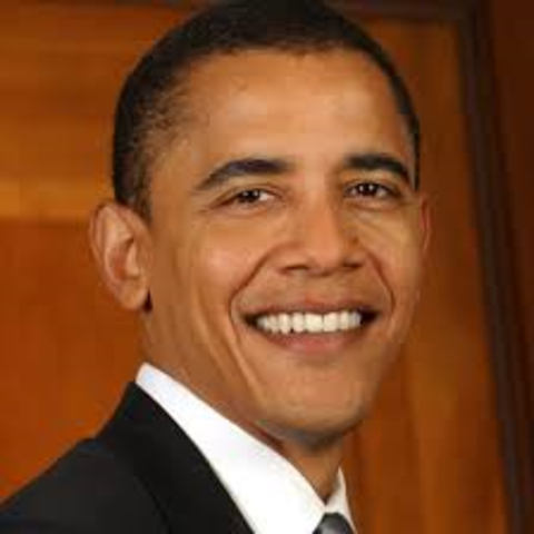 The Inauguration of Barrack Obama