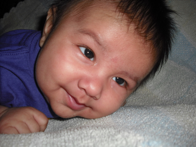 Nacio David ( Mi Bebe)
