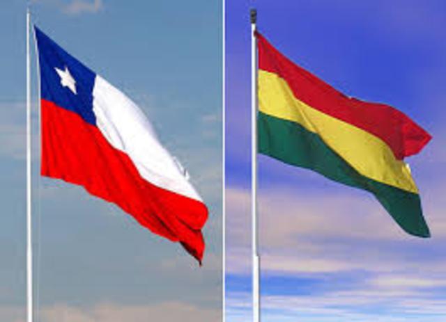 tratado con bolivia